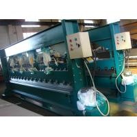 Buy cheap 4m Color Steel Hydraulic Bending Machine , 3phase Sheet Metal Bender from wholesalers