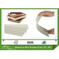 Wholesale Solid 1100gsm Book Binding board , Mixed Pulp Hard Paper Grey Board Sheets from china suppliers