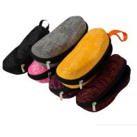 Wholesale zipper spectacles case for lady and teenager from china factory wholesale from china suppliers