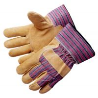 Wholesale Pig split leather single palm glove 603PBSFR2 from china suppliers