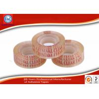 Wholesale High Track Crystal Cello BOPP Stationery Tape Invisible Adhesive Clear from china suppliers