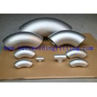 Wholesale Alloy Steel Butt Welding Fittings Gr. WP1, WP11, WP22, WP5, WP9, WP91 Elbow Tee Con Reducer from china suppliers