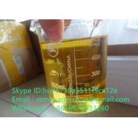 Wholesale 99.9% Purity Tren Anabolic Steroid Boldenoe Undecylenate Yellow Oil Liquid from china suppliers