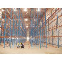 Wholesale Double – deep selective very narrow aisle racking for industrial storage from china suppliers
