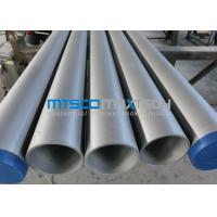 Quality 2205 Material Duplex Steel Tube Hydraulic Test With Pickling Surface for sale
