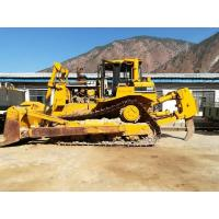 Wholesale D8R Second Hand Caterpillar Bulldozer , Used Cat Bulldozer with Blade / ripper from china suppliers