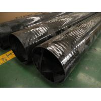 Wholesale High strength winding process Filament Wound Carbon Fiber Tube Size Customized from china suppliers