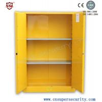 Wholesale Vertical Acid Chemical Storage Cabinet for dangerous liquid storage from china suppliers