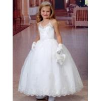 Wholesale China Flower Girl Dress/ Princess Ball Gown Organza Flower Girl Dresses from china suppliers