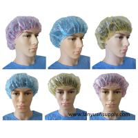 Wholesale Disposable PE Shower Cap with Cute Cherry/PE transparent shower cap/shower cap for hotel from china suppliers