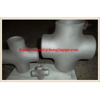 Wholesale BUTT WELD PIPE CROSS FITTINGS FROM CHINA from china suppliers