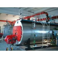 Wholesale Corrugated Furnace Oil Fired Steam Boiler , High Efficiency Natural Gas Steam Boiler from china suppliers