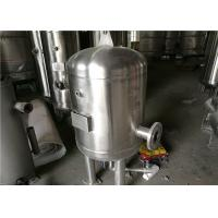 Wholesale Titanium Clad Heater Stainless Steel Air Receiver Tank With X - Ray Inspection from china suppliers