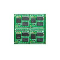 Wholesale 4 Layer ENIG Computer Circuit Board For ARM Board With Impedance from china suppliers