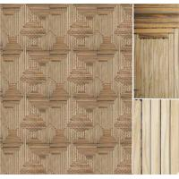 Wholesale 2015 Nice Yellow Bamboo Texture Ceramic Mosaic with  for Sales. from china suppliers