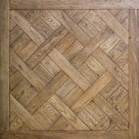 Wholesale White washed Oak Versailles wooden Parquet flooring from china suppliers