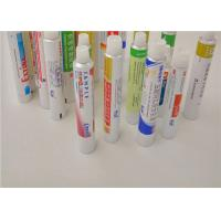 Wholesale Squeeze Metal Aluminum Packaging Tubes For Gels / Creams / Ointments from china suppliers