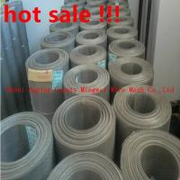 Wholesale 304 Stainless Steel Wire Mesh/Stainless Steel Security Window Bulletproof Screen from china suppliers