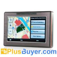 "Wholesale Portable 4.3"" Touchscreen GPS Navigator + Multimedia System from china suppliers"