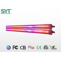 Wholesale High CRI Full Spectrum T8 Grow Lamps , T5 T8 Led Tube Grow Light For Medical Plants from china suppliers