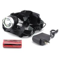 Wholesale 3 Mode 1600lm Waterproof LED Headlight from china suppliers
