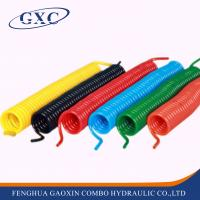 Wholesale 10M 3/8 Inch Size Pneumatic Spring Tube Pu Material telescopic Hose Without Fitting from china suppliers