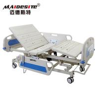 CE Certificated Electric Hospital Bed For Elderly Patients 120KG Weight