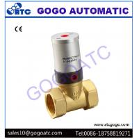 Wholesale 2/2 Way Piston Operated Pneumatic Air Control Valve For Air / Water / Oil Working Medium from china suppliers