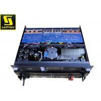 Wholesale Black Color 2 Channel Pa Amplifier 9000W with Pure copper heatsink from china suppliers