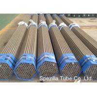 Wholesale A249 Stainless Steel Heat Exchanger Tube 304 316 310S Welded Tube For Heaters from china suppliers