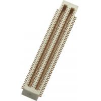 Wholesale 0.5mm 2*50P SMT Board to Board Connector with post Phosphor PA9T Bronze Gold Flash from china suppliers