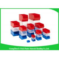 Wholesale Top Plastic Solid Warehouse Storage Bins Space Saving Long Service Life PE from china suppliers