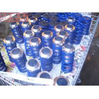 blue Adjustable Lowering Suspension Coilover Coil Springs made by xulong spring factory