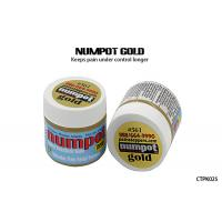 Quality Numpot Gold Permanent Makeup Numbing Cream Tattoo  5% Ointment Pain Control for sale