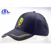 Wholesale Custom Embroidered Hats LED Baseball Cap with 100% Polyester Microfiber Fabric from china suppliers