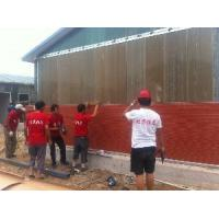 Wholesale Prefabricated House /Wall Facade Panel /PU Sandwich Wall Panel from china suppliers