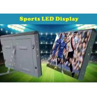 Wholesale Great waterproof P16 Outdoor Full Color LED Screen For Football Advertising Boards from china suppliers