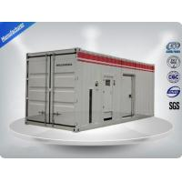 Wholesale Container type Cummins diesel genset power with prime power 900 kw from china suppliers