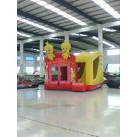 Wholesale OEM Inflatable Kids Bounce House / 0.55mm PVC Bounce Bouncy Castles from china suppliers