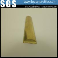 Wholesale Radial Extruded Brass Bar / Arc Extruding Sheet / Curved Copper Rod Manufacturer from china suppliers