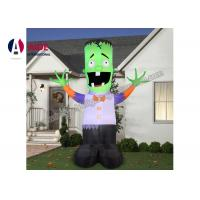 Wholesale Cartoon Air up Inflatable Scary Vampire Pvc Cheap Giant Inflatable Cooler Halloween from china suppliers
