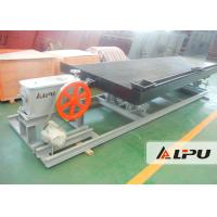 Wholesale Gravity Separation Ore Dressing Plant Gold Shaking Table 0.074-0.5mm from china suppliers