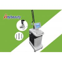 Wholesale 30w RF Tube Vertical Co2 Fractional Laser Wrinkle Removal Treatment from china suppliers