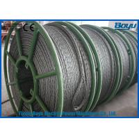 Wholesale 658kN T29 Structure Anti Twist Wire Rope Galvanized Steel Rope 30mm Breakage from china suppliers
