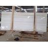 Buy cheap Natural marble Slab /Marble big slab /White marble slab /Star White Marble from wholesalers