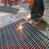 Wholesale Hot Dipped 32 x 5mm Galvanized Steel Grating/floor grates/mild steel Q235 expanded metal grating/galvanized steel gratin from china suppliers