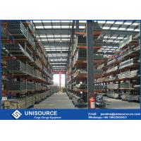 Wholesale Industrial Warehouse Storage Solutions , Heavy Duty Cantilever Racking OEM from china suppliers