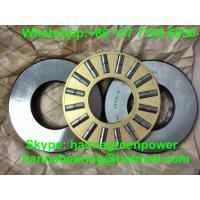 Wholesale 89438M Brass Cage Cylindrical Thrust Roller Bearing , Heavy Duty Thrust Bearing from china suppliers