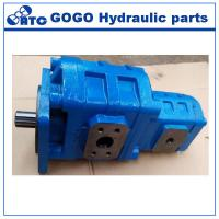 Wholesale Industrial Hydraulic Oil Pump / Hydraulic Gear Pump For Tractor , Cast Iron Centrifugal from china suppliers