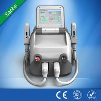 Wholesale * 3 in 1 portable depilatelight shr ipl machine permanent hair removal from china suppliers